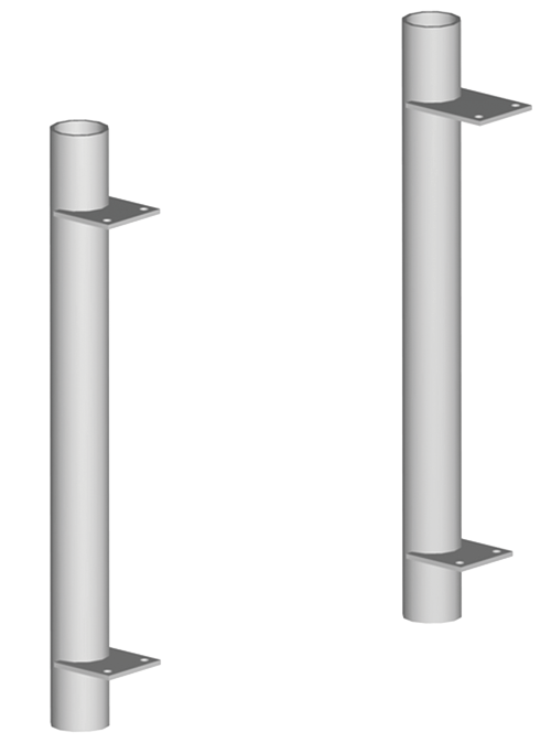 Standard/Tapered Pipe Mounts
