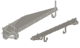 Waveguide Bridge Support Brackets