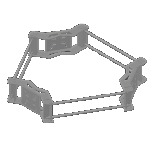 Ring Mount 3-Sector