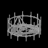 Round Platform Kit