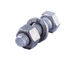 G-5 Galvanized  Bolt Assemblies