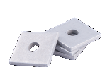 Galvanized Square Washers