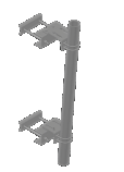 Universal Sliding Pipe Mount Kit