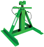 Greenlee Reel Stands