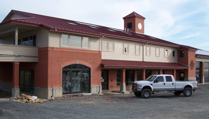 Coos Bay Fire Station