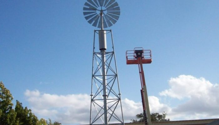Hopeman Windmill